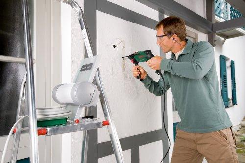 Bosch DIY Schlagbohrmaschine PSB 650 RE, Tiefenanschlag, Zusatzhandgriff, Koffer (650 W, max. Bohr-Ø: Holz: 30 mm, Beton: 14 mm) - 5