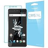 Spigen LCD Film Crystal CR Protectores de pantalla (2 pack) for OnePlus X SGP11818