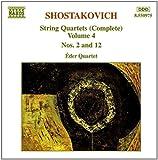 Shostakovich - String Quartets, Vol. 4