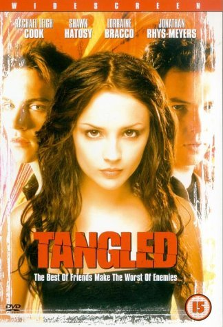 Tangled [DVD] by Rachael Leigh Cook