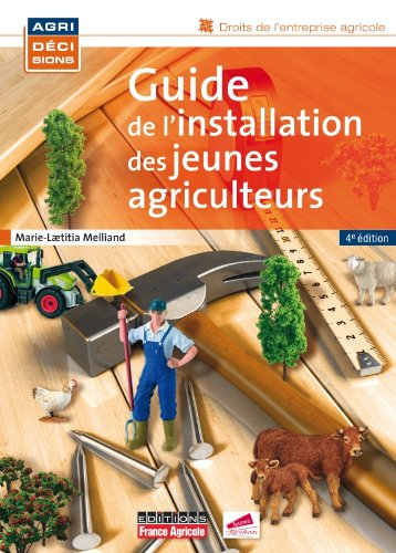 GUIDE INSTALLATION JEUNES AGRICULTEURS 4ED