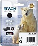 Epson Polar Bear 26 Ink Cartridge - XL High Capacity, Black