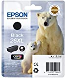 Epson Claria 26XL Polar Bear Premium Ink - Black