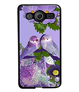 PrintVisa Designer Back Case Cover for Samsung Galaxy Core Prime :: Samsung Galaxy Core Prime G360 :: Samsung Galaxy Core Prime Value Edition G361 :: Samsung Galaxy Win 2 Duos Tv G360Bt :: Samsung Galaxy Core Prime Duos (Graphic Abstract Illustration Pair Couple Art Modern Beauty)