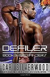 Defiler: Volume 3 (Preyfinders) by Cari Silverwood (2015-07-29)