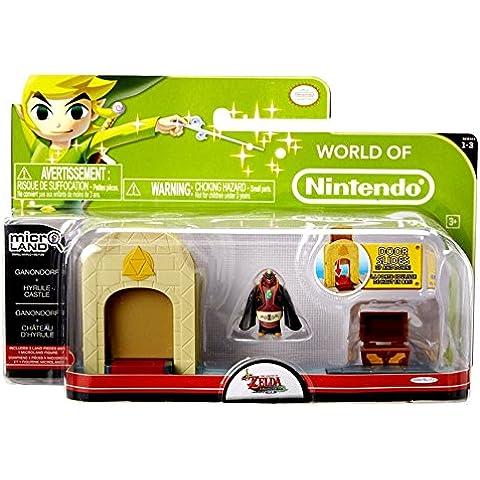 Nintendo Jakknin028Cg - World Of Micro Land