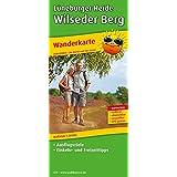 Wanderkarte Lüneburger Heide - Wilseder Berg: Mit Ausflugszielen, Einkehr- & Freizeittipps, wetterfest, reissfest, abwischbar, GPS-genau. 1:25000