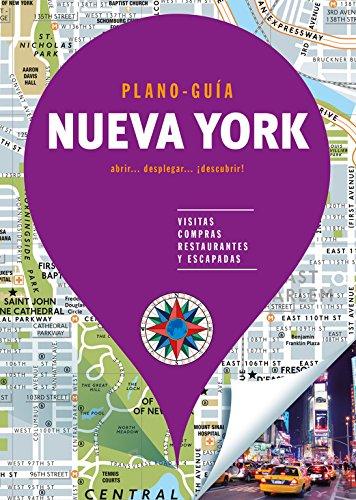 Nueva York (Plano - Guía): Visitas, compras, restaurantes y escapadas (Plano - Guías) por Autores Gallimard Autores Gallimard