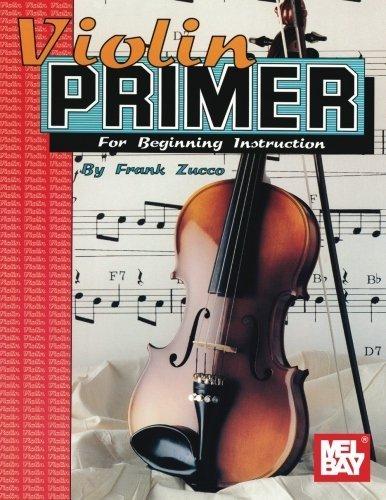 Violin Primer for Beginning Instruction by Frank Zucco (1993-01-02)
