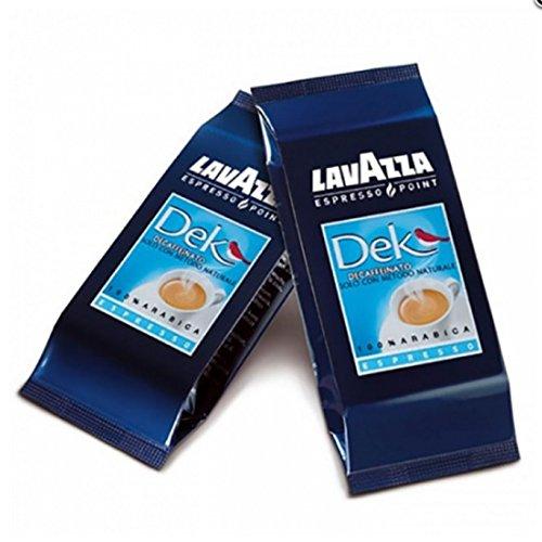 cialde DECAFFEINATO lavazza espresso point ORIGINALI capsule lavazza espresso point DEK DECAFFEINATO (100)