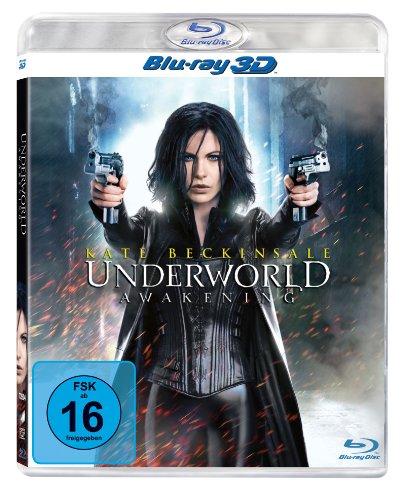 Underworld Awakening (3D-Version) [3D Blu-ray]