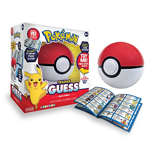 Pokemon Trainer-Ratespiel (englische Version) -