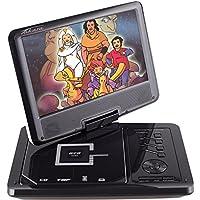 "Takara DIV 109 Lettore DVD portatile 9"", porta USB, colore: Bianco - Trova i prezzi più bassi su tvhomecinemaprezzi.eu"