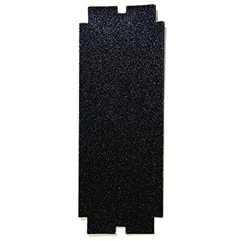 Mercer Industries 245060 60 Grit Drywall Sanding Sheets (100-Pack), 4-3/16