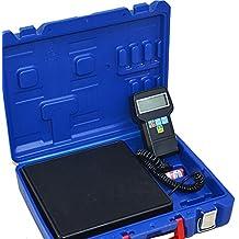 hukoer electrónico escala de carga refrigerante refrigeración electrónica precisión escala de calibración ...
