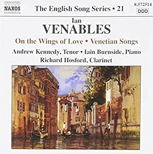 Venables: On The Wings Of Love (On The Wings Of Love/ Love's Voice/ Venetian Songs)