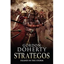 Strategos: Island in the Storm (Strategos 3) (The Strategos Trilogy)