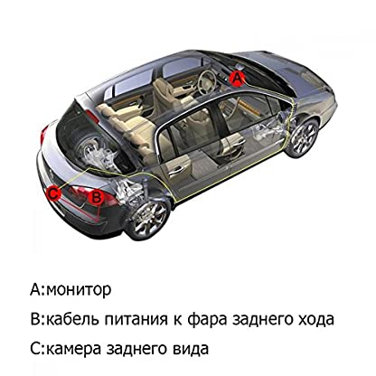 Auto-Wayfeng-2016-Autorearview-hintere-Ansicht-Rckkamera-fr-VW-Volkswagen-TouranSagitar-1009-Touran-13-Passat-Auto-Parksystem-Kamera