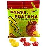 "El Puente ""Power-Guarana"" Saures Bio-Fruchtgummi, 10er Pack (10 x 100 g Packung)"