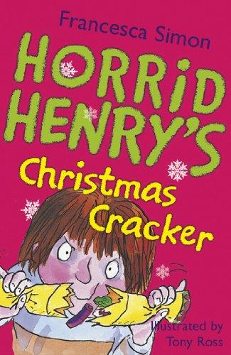 Horrid Henry's Christmas Cracker: Book 15