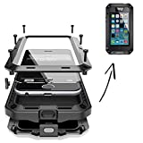FINOO Coque de Protection étanche pour iPhone 7 Plus en Aluminium Alliage Armor Case...
