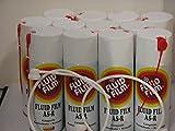 12X Fluid film AS della R lungo tempo di protezione antiruggine kriechoel 400ML spruehdosen + 2xsonde gratis
