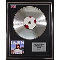 LANA DEL REY/LTD Edicion CD platinum disc/BORN TO DIE
