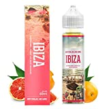 Liquide pour Cigarette électronique, AURO 60ML Natural Extraits Ibiza Crème...