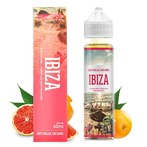 AURO 60ml IBIZA Fruta Uva Honey-Grapefruit Pomelo