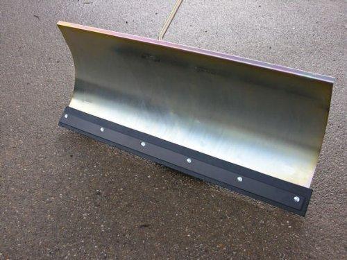 Jonsered LT2216 verzinktes Schneeschild 118x50 cm für Rasentraktore ID 2234
