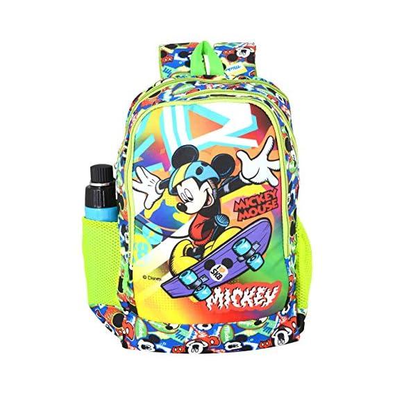 Disney Fabric 37 cms Pink School Backpack (MBE-WDP1157)