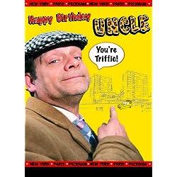 Only Fools and Horses OF015 Geburtstagskarte, für Onkel