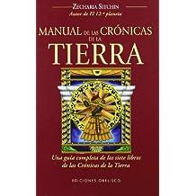 Manual de las crónicas de la tierra (MENSAJEROS DEL UNIVERSO)