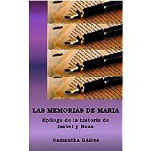 Las Memorias de María (Spanish Edition)