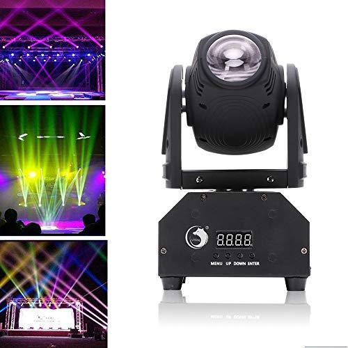 ds LED Licht Sound aktiviert Master/Slave Auto läuft 11/13 Kanäle Lichtseffekt Strahler für Weihnachten Disco und Party ()