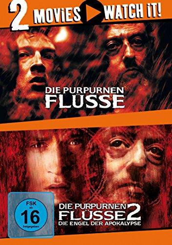 Bild von Die purpurnen Flüsse / Die purpurnen Flüsse 2 [2 DVDs]