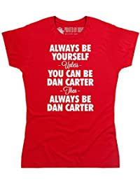 Always be Dan Carter T-shirt, Pour femme