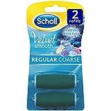 SCHOLL Velvet Smooth para ruedas Stark con mar minerales, 1er Pack (1x 2unidades)