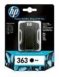 HP Patrone Nr.363 6ml C8721EE#ABE Tinte schwarz 300 Seiten Photosmart 8250 (SP)