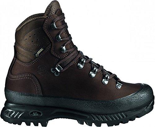 Hanwag Nazcat Gtx, Chaussures de Randonnée Hautes Homme, Terre, Taille Unique Earth - Erde