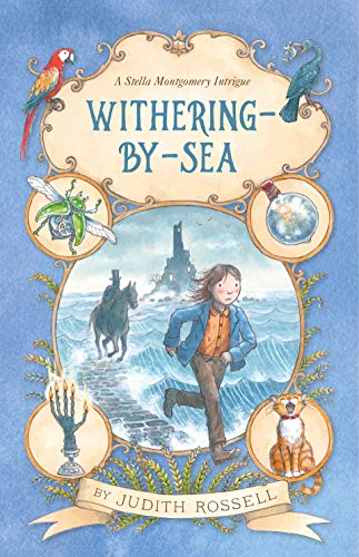 Withering-by-Sea (Stella Montgomery, #1): The multi-award-winning bestseller (English Edition)