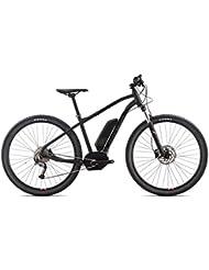 Orbea Keram 15e-hardtail marco negro tamaño 17/43cm 2017eléctrico para bicicleta
