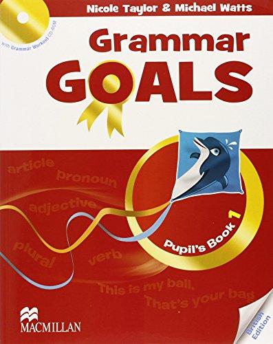 GRAMMAR GOALS 1 Pb Pk por N Taylor