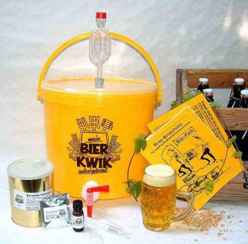 """Hobby-Bier-Brauset """"Klassiker"""" zur Herstellung von WEIZEN-Bieren"""