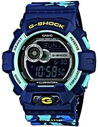 Casio G-Shock  GLS-8900CM-2ER  - Reloj de cuarzo para hombre, correa de resina, color azul