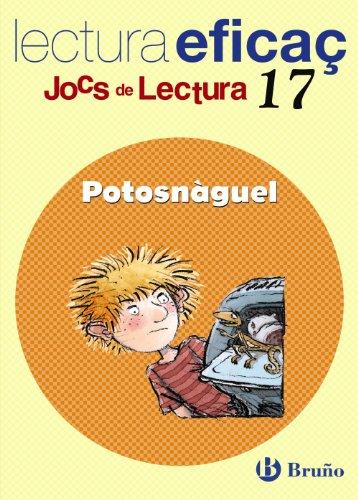 Potosnàguel Joc de Lectura (Valencià - Material Complementari - Jocs De Lectura) - 9788421666388 por Salvador Fargas i Cots