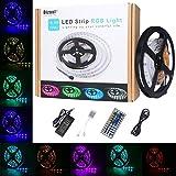 Dizaul® 5M LED Streifen Flexibler Lichtschlauch 300leds SMD5050 RGB Farbwechsel