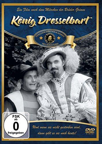 """König Drosselbart - Remastered (von Fritz Genschow: bekannt als """"Onkel Tobias vom RIAS"""")"""
