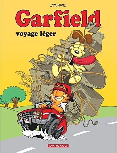 Garfield - tome 67 - Garfield voyage léger par Davis Jim