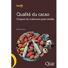 Qualité du cacao: L'impact du traitement post-récolte.